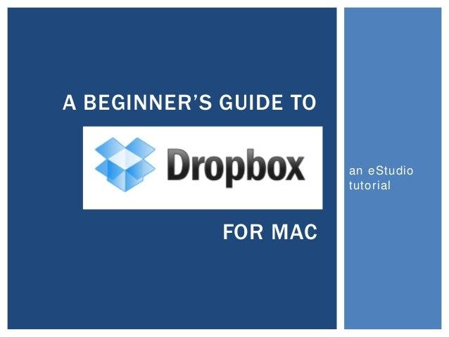 Dropbox tutorial   desconocido