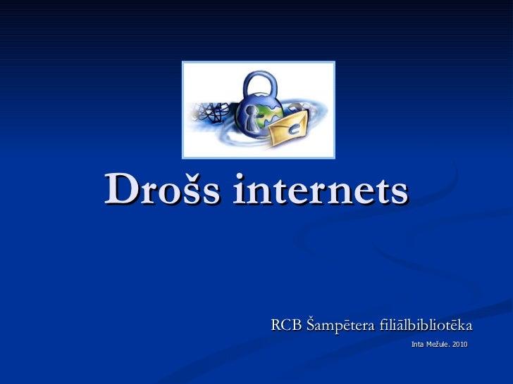 Dross internets