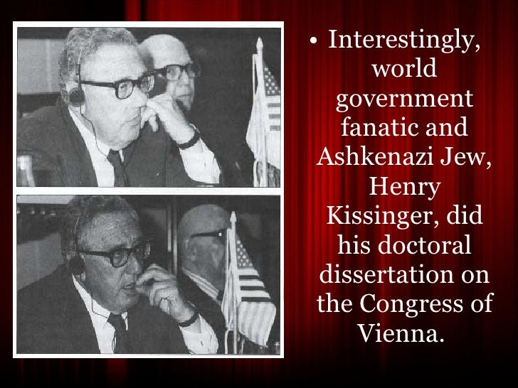 Doctoral dissertation help kissinger