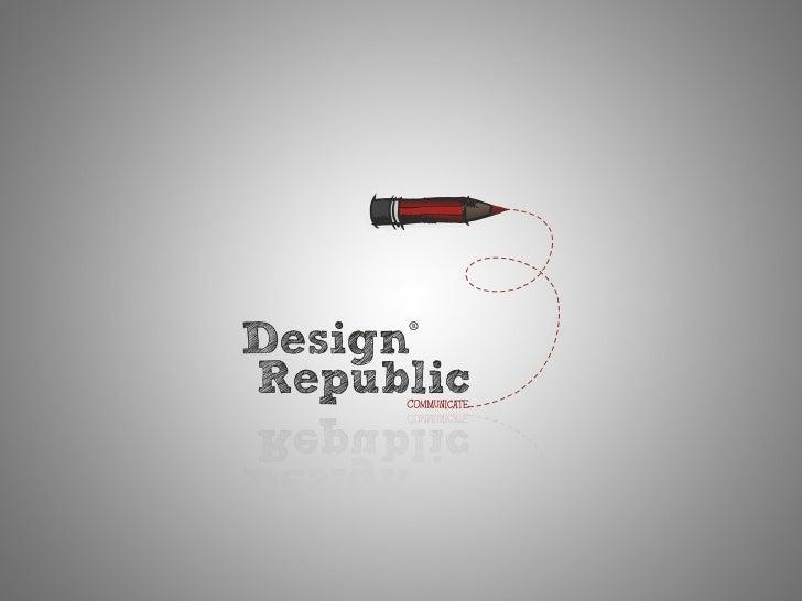 DESIGN REPUBLIK PORTFOLIO