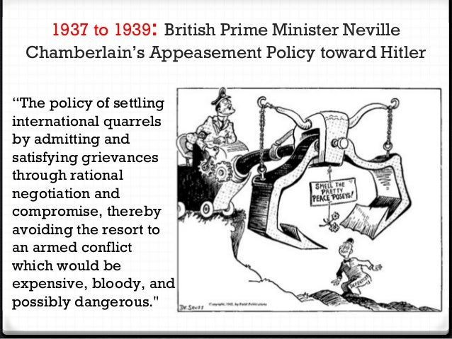 rational appeasement Electronic journal of international history - article 1 issn 1471-1443 introduction   contents  tragedy: there was little point probing for rational motives behind appeasement since it could not but appear as an incomprehen sible policy of utter folly, if not cowardice 5.