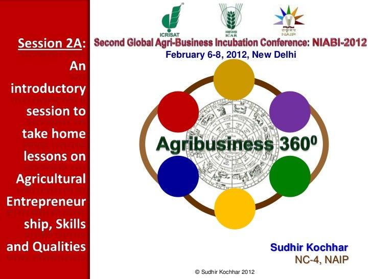 February 6-8, 2012, New Delhi                              Sudhir Kochhar                                  NC-4, NAIP     ...