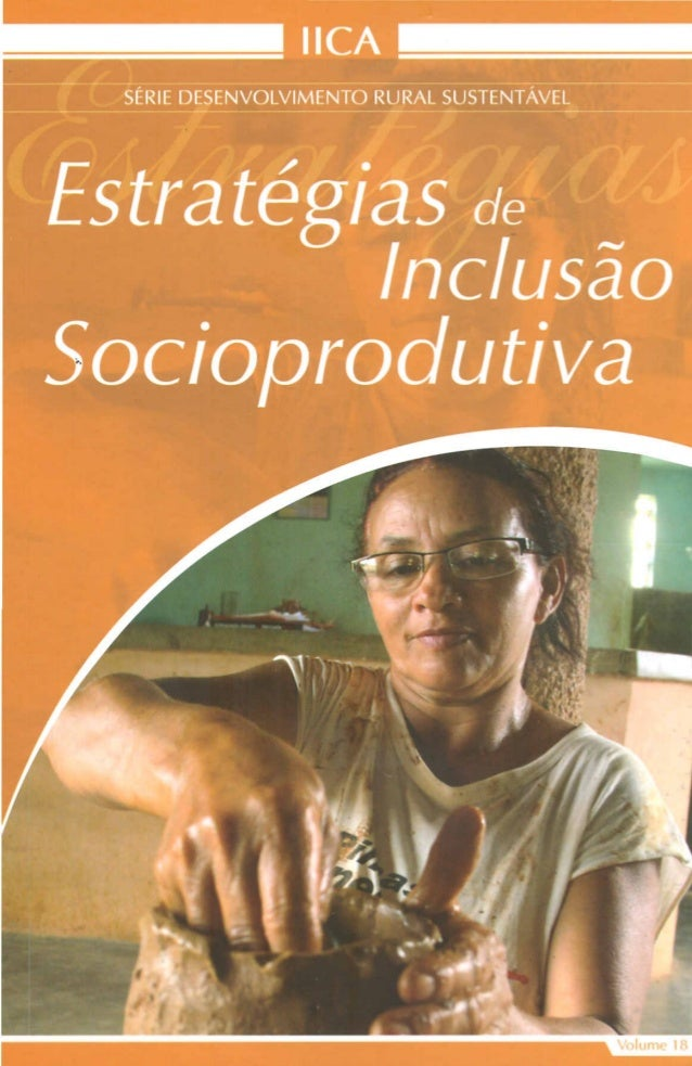 Estratégias de Inclusão Socioprodutiva - Série DRS volume 18