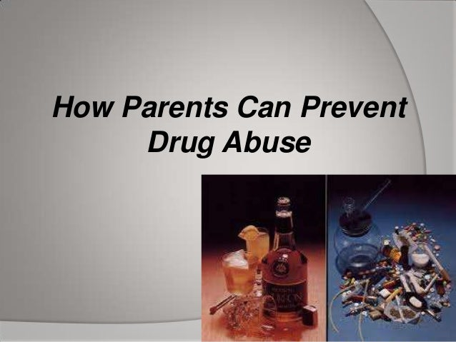 essay about drug abuse prevention
