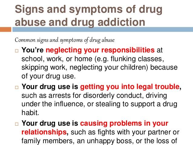 an essay about drug addiction