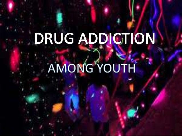 essay on drug addiction among youth