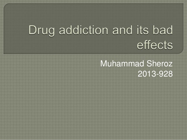 drug abuse and its impact on Drug addiction can create destruction in all areas of your life, as well as the lives of your loved ones your family dynamics may be greatly impacted, causing damage that can not be easily repaired this is because, addiction is a disease that does not only affect the addict themselves, it affects nearly everyone you are in.