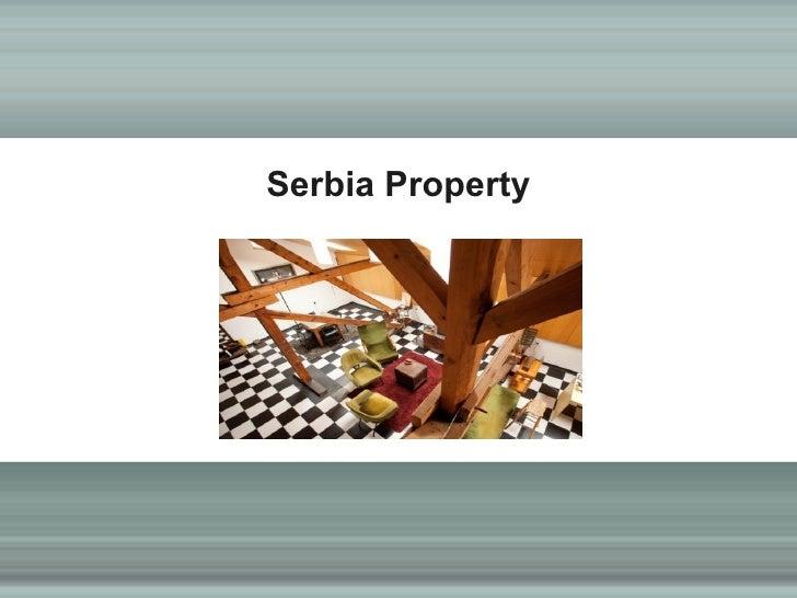 Serbia Property