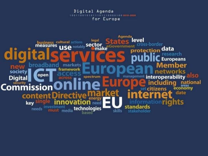 Peter Druga: Digitálna agenda pre Európu