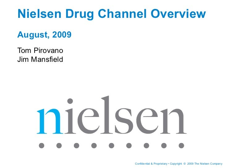 Drug channel overview