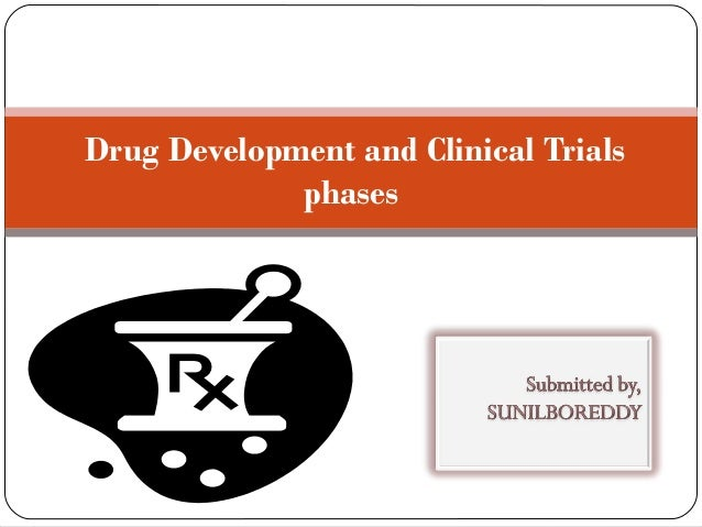 Drug Development and Clinical Trials phases