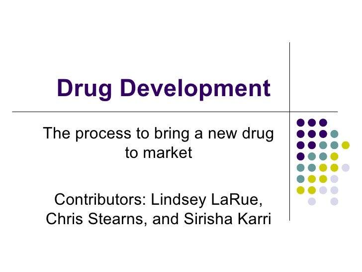 Drug Development Project Mgmt
