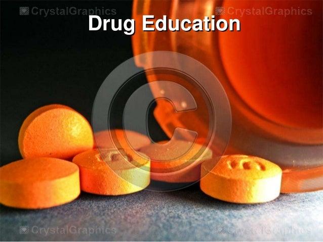 Drug education mattayom 6