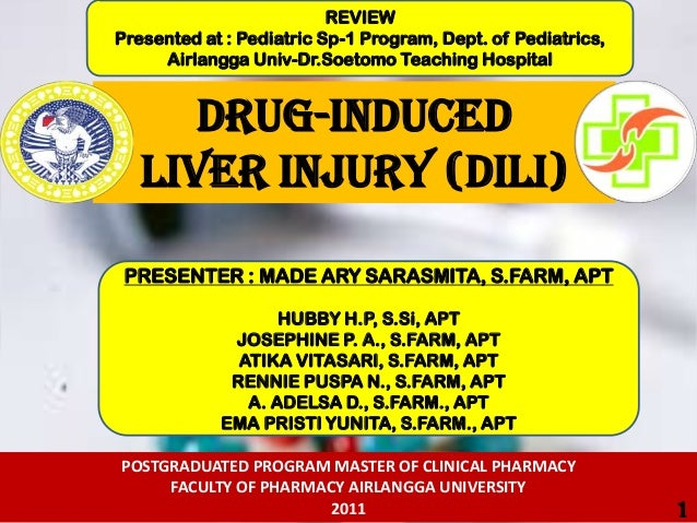 REVIEWPresented at : Pediatric Sp-1 Program, Dept. of Pediatrics,     Airlangga Univ-Dr.Soetomo Teaching Hospital      DRU...