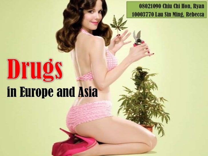 HKBU POLS 3620 Presentation Drugs