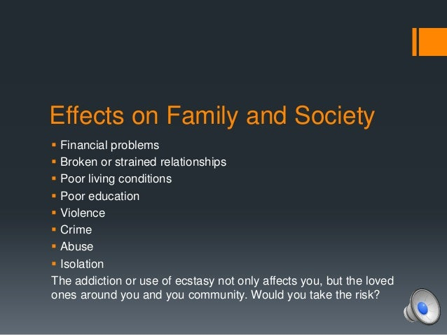 cause and effects of boken family Causes of broken family parents' divorce: in anytime, anywhere and anyhow, divorce is not healthy for the family life another effects of broken homes on children the effects of a broken family on child's development depends on numerous factors, including her age when her.