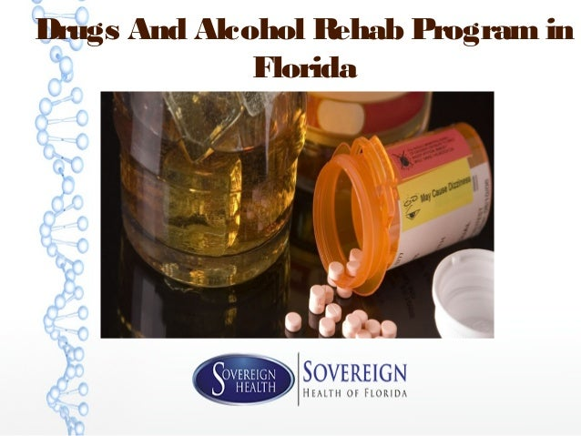 Drugs and alcohol abuse rehab center in florida