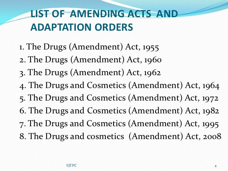 drug and cosmetic act The federal food, drug, and cosmetic act (fd&c act) requires that every cosmetic product and its individual ingredients be substantiated for safety and that product labeling be truthful and not misleading.