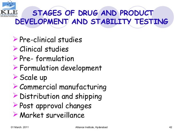 Dating Products Stability Testing Expiration And Drug For Human