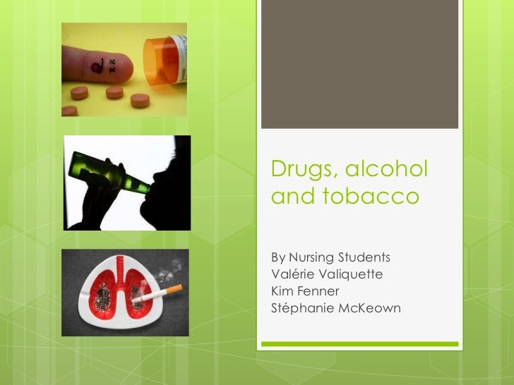 the misuse of tobacco drugs and alcohol Changes to legislation: there are currently no known outstanding effects for the misuse of drugs act 1971.