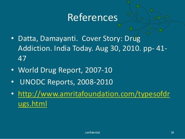 causes of drug trafficking pdf