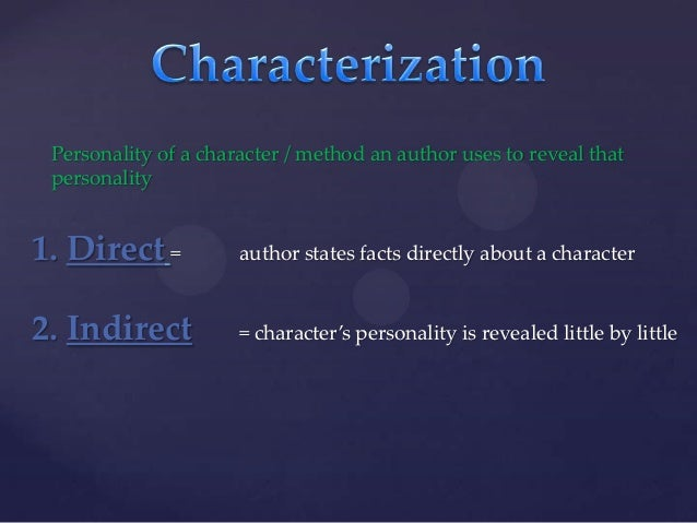 dynamic character essay