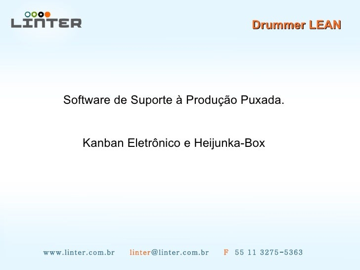 Drummer Lean