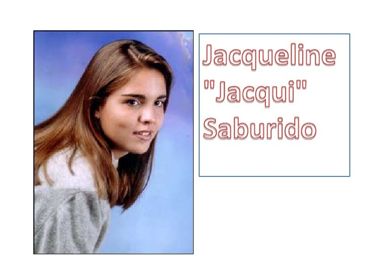jacqui saburido - photo #4