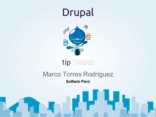 Drupal - theming (tips)