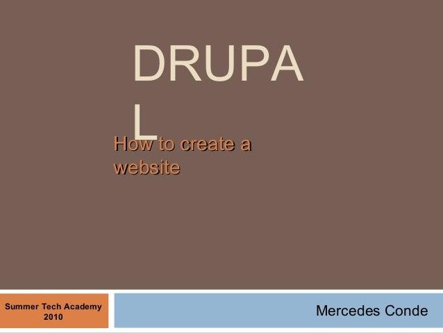Drupal2011
