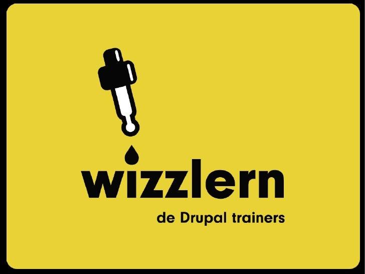 Drupal 7 intro