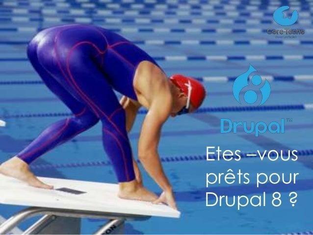 Introduction à Drupal 8