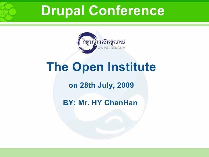 Drupal Conference