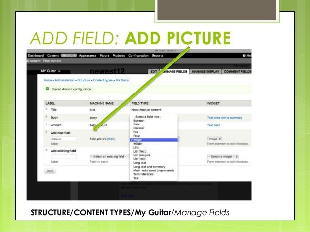 Drupal Gardens tutorial 4 of 4