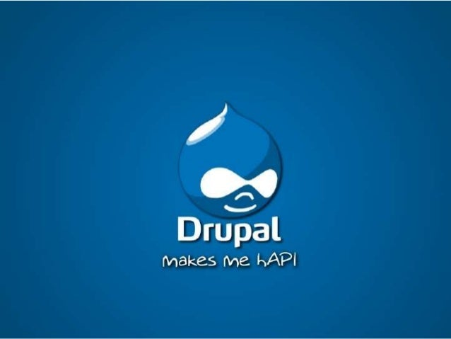 Anatomy of Drupal • Drupal? • Who's who? • Why drupal? • How to use it? • Who uses drupal? • ???????????????????