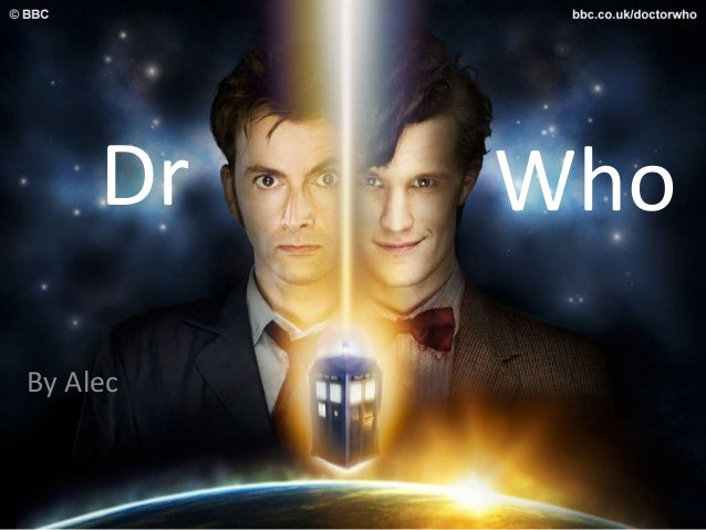 Dr Who by Alec