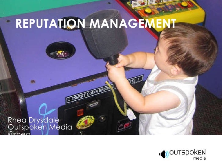 Social Media, Search & Reputation Management