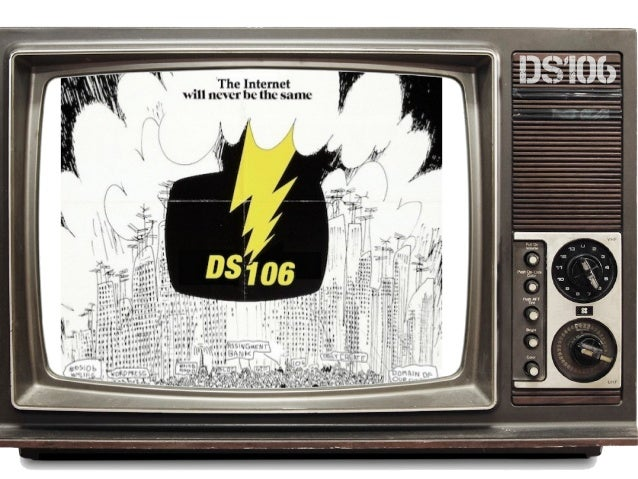 The ds106 Show