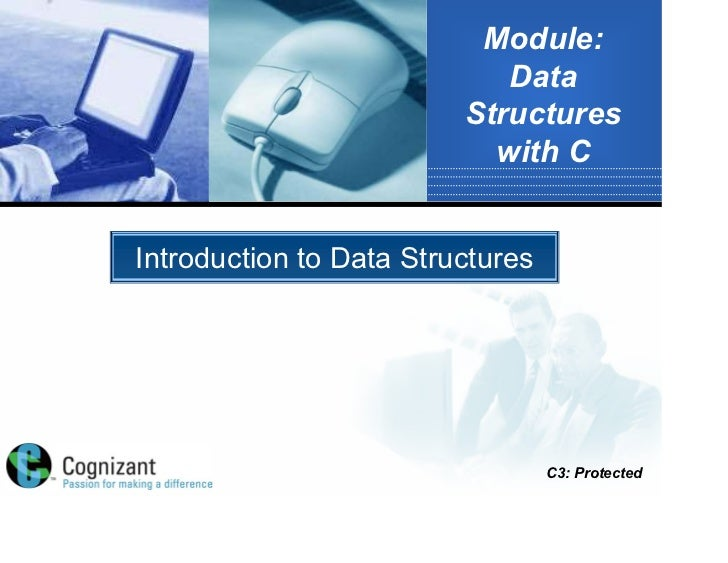 Module:                            Data                         Structures                           with CIntroduction to...