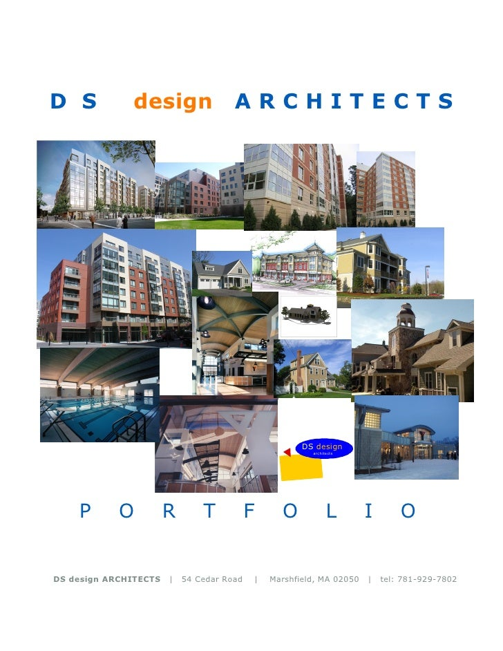 Ds Design Architects Brochure