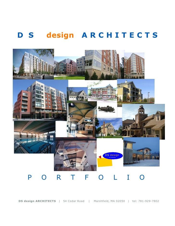 D S           design                  ARCHITECTS                                                           DS design      ...