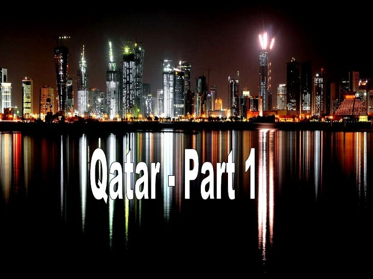 Qatar - Part 1
