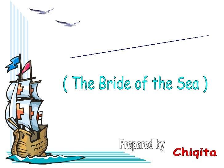 ALEXANDRIA Prepared by ( The Bride of the Sea ) Chiqita