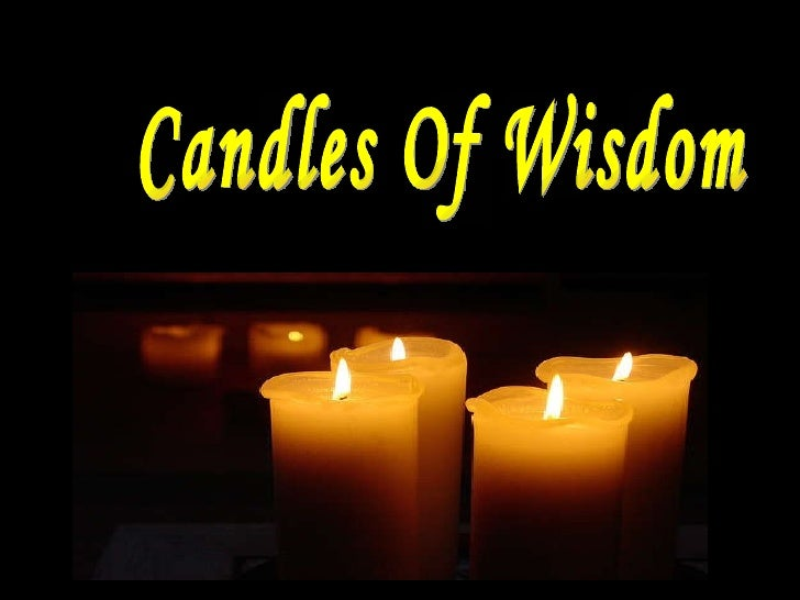 Candles of Wisdom