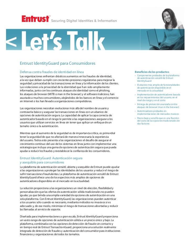 ISS SA: Autenticación de dos Factores para Consumidores