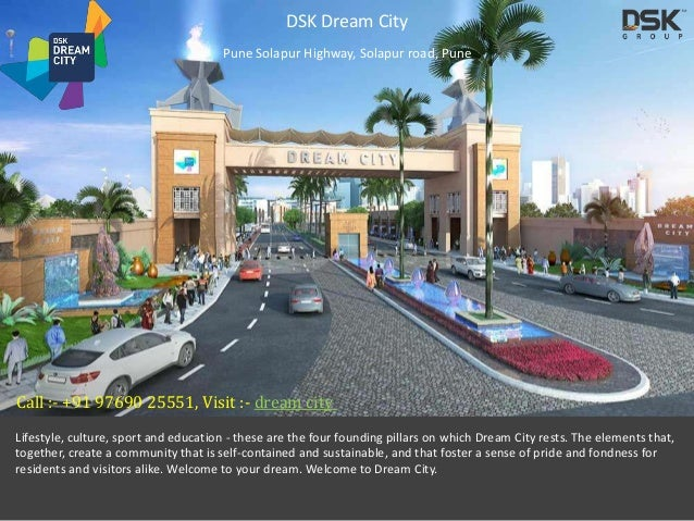 Dsk Dream City Phursungi Pune Price Review Location Brochure Ra