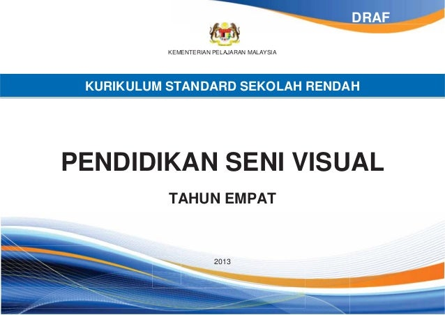 Dsk pendidikan seni visual thn 4