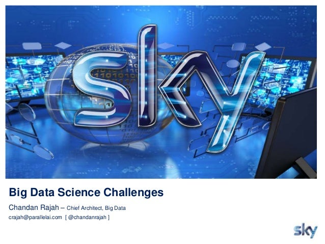 Big Data Science Challenges in Media