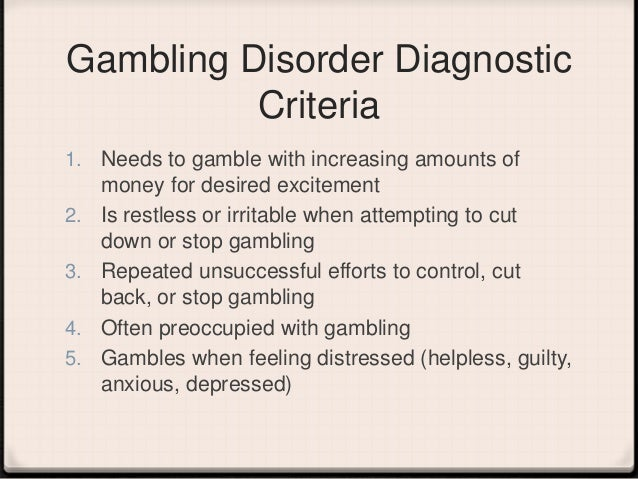Medicine to help stop gambling james bond nassau casino royale
