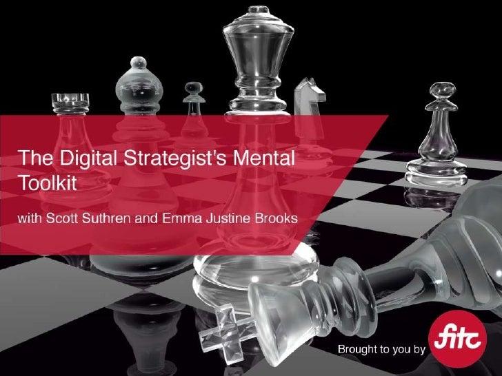 DSMT - Defining digital strat